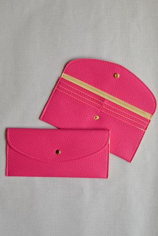 Wallet Hot Pink