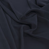 Mid-weight Blue Poly Fabric 1834Woven