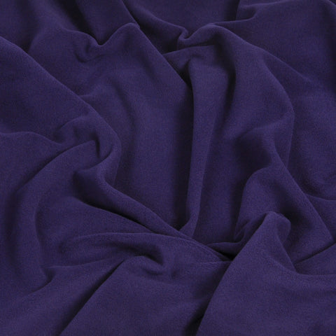 Purple Polar Fleece 250Woven