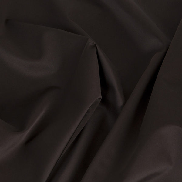 Bark Brown Satin Gabardine 462 - Fabrics4Fashion