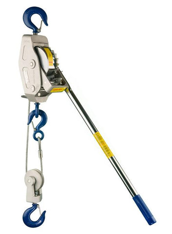 Lug-All - 2 Ton Cable Hoist - 4000-20