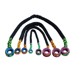 "All Gear - Multi Pro 7/8"" X 60"" 12 Strand Polyester Hollow Braid Ring to Ring Sling- AG12SP78MG-RR60, All Gear - J.L. Matthews Co., Inc."