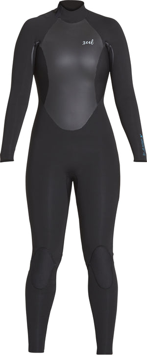 Xcel Axis X Wetsuit Chest Zip (Womens)