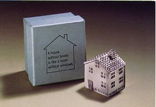 Vilmain Pewter - House Paperweight