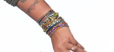 African Adornment Bracelet Set