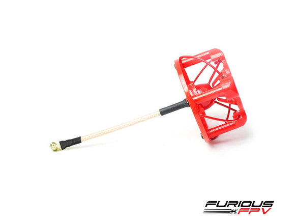 FuriousFPV RHCP 48mm Stubby UFL Antenna with Cover