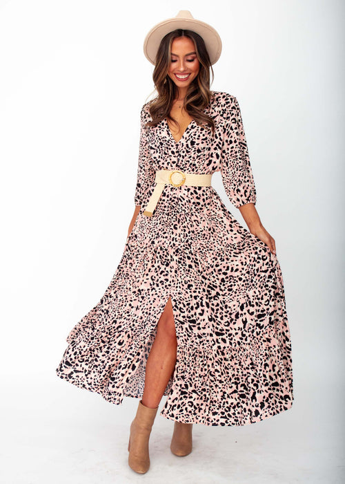 Kimili Maxi Dress - Wilder