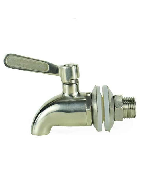 Stainless Spigot - For all stainless Berkey systems