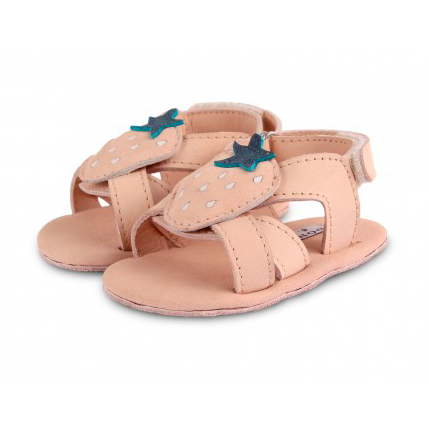 Sadie Sandals - Strawberry