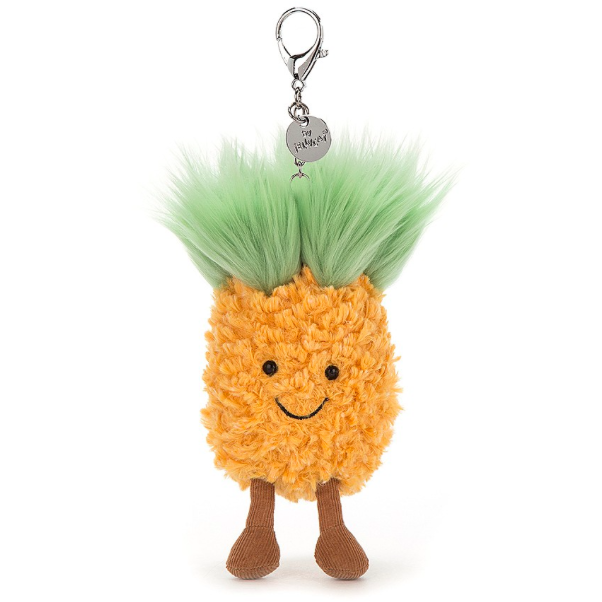 Amuseable Pineapple - Bag Charm