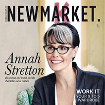 Newmarket – Interview with Annah Stretton