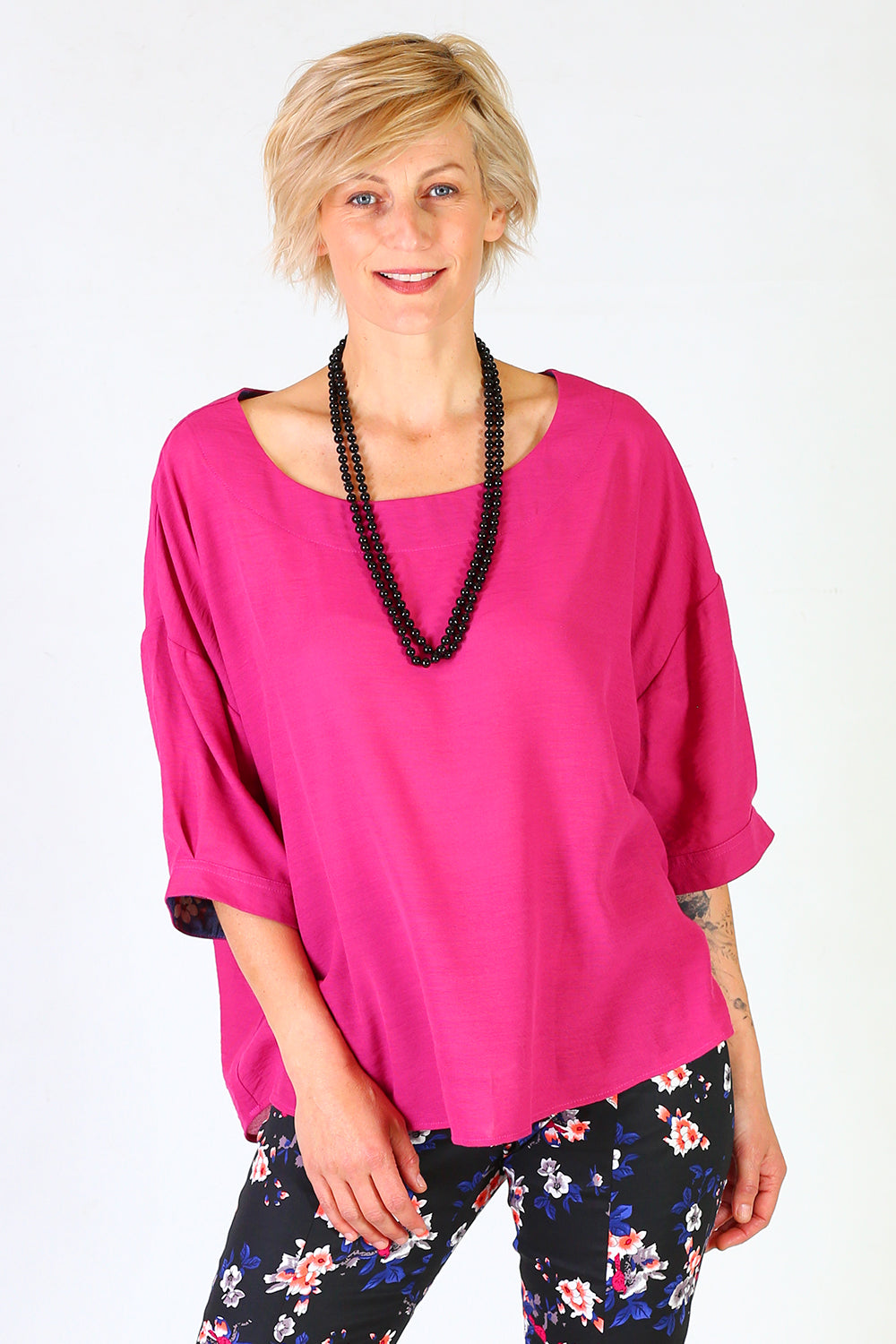 Alycia Top | Addicted to Life | Tops | Summer Collection | Fashion Design | Annah Stretton | New Zealand Fashion Designer