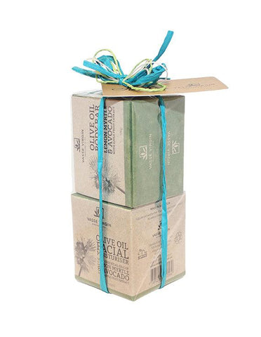 Lemon Myrtle Avocado Face and Body Gift Pack