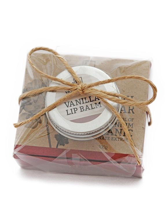 Lip Balm and Soap Gift Pack