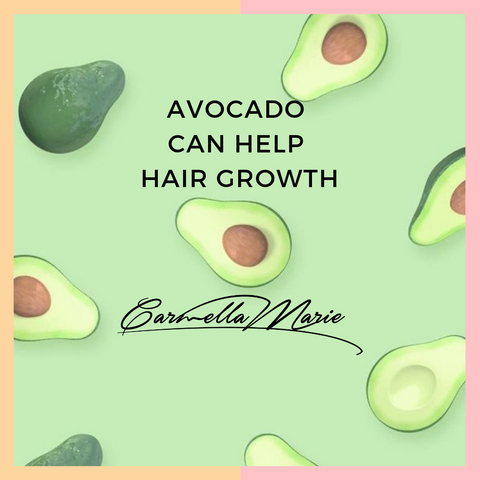 avocado can help with hair growth: Alabama Mix