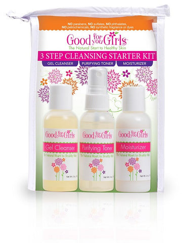 3 Step Skin Care Kit - for Normal Skin