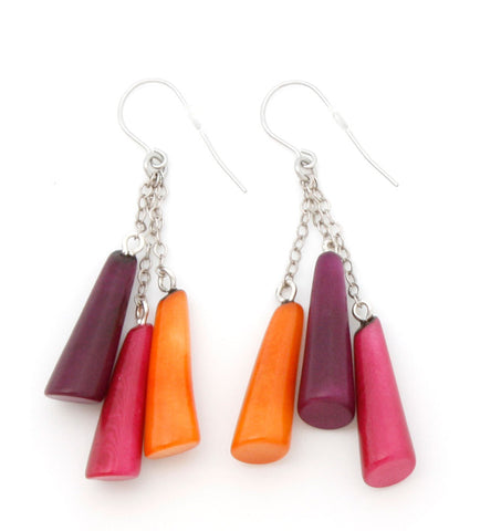 Zora Earrings - Fiesta