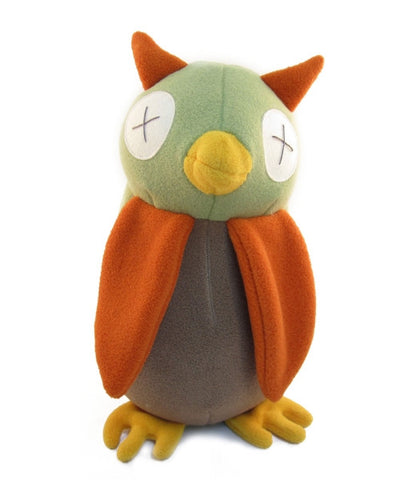 Softy Owl Stuffed Animal