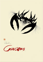 Zodiac Poster Cancer (Jun 22 - Jul 22) - The Protectors