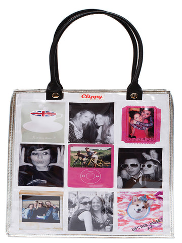 Style Your Own Medium Photo Tote Bag
