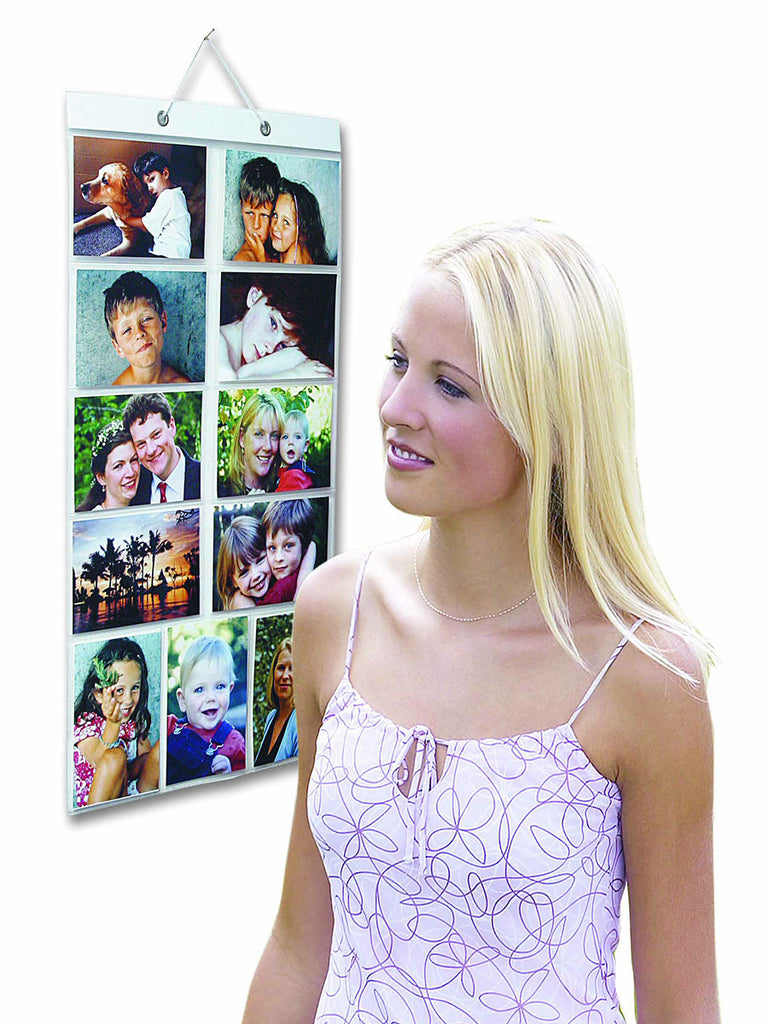 Larger (5 x 7) Photos (22 photos in 11 pockets) - PACK OF 2