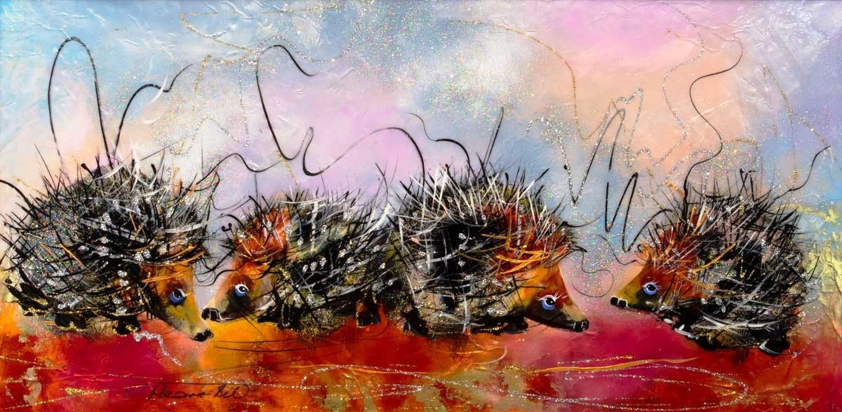 Spiny Tap - SOLD Rozanne Bell
