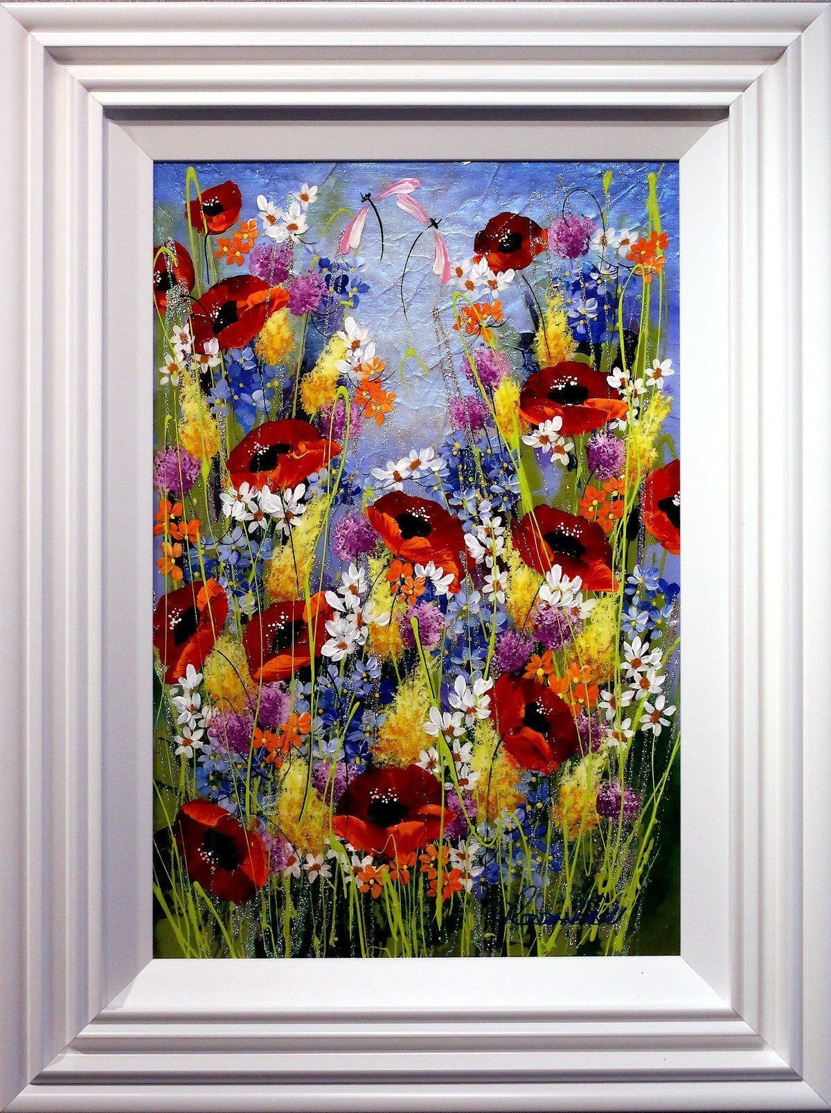 Summer Dreams II - SOLD Rozanne Bell
