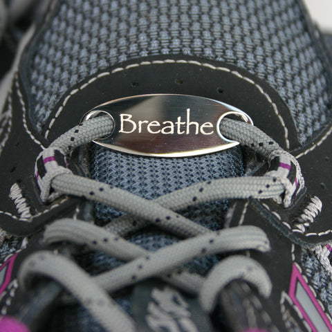Confidence Tag Collection: Inspirational Sneaker Tags & Bracelets