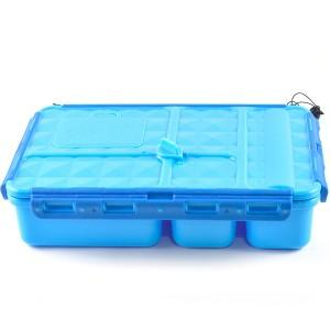 Go Green Snack Box - Blue