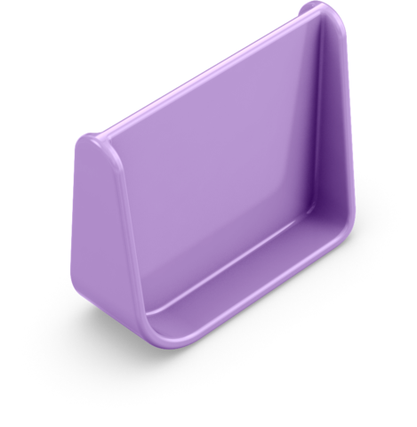 OmieBox Additional Divider - Purple Plum