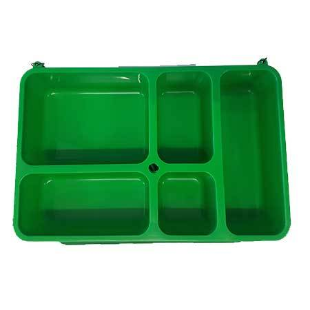 Go Green Snack Box - Pink