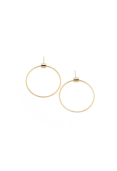 Cosmos Drop Earrings