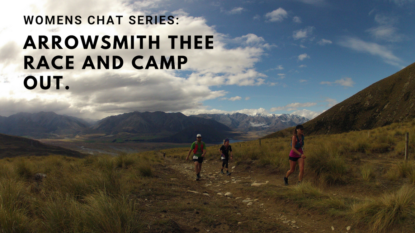 Womens Chat Series: Arrowsmith Training Events