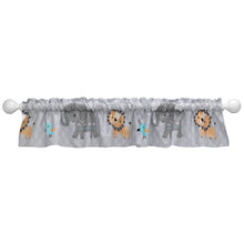 Jungle Fun Window Valance - Lambs & Ivy