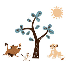 Lion King Adventure Wall Decals - Lambs & Ivy
