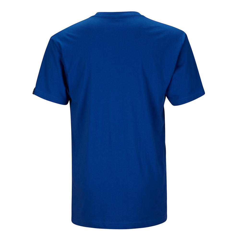 Junior Target Tee - Royal