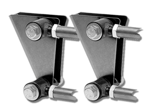 1928-31 Ford Model A Triangulated Folded Bracket (Pair)