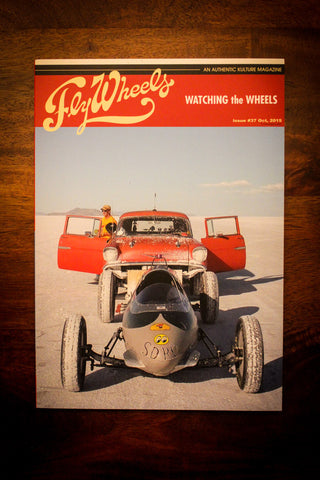 FlyWheels Magazine Issue #37 Oct 2015