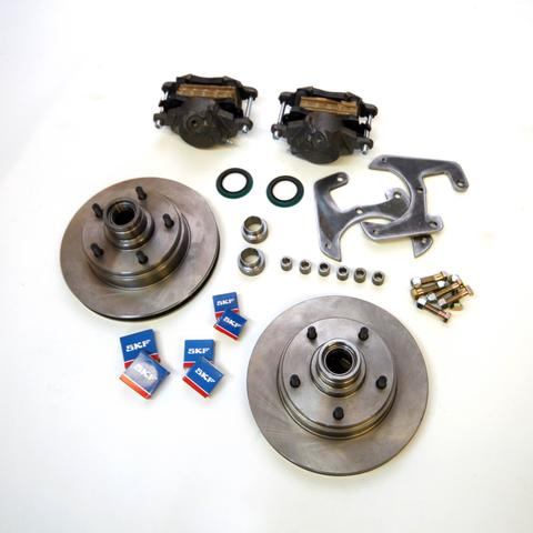 Ford F1 Series Front Disc Brake Conversion Kit 1948-1952