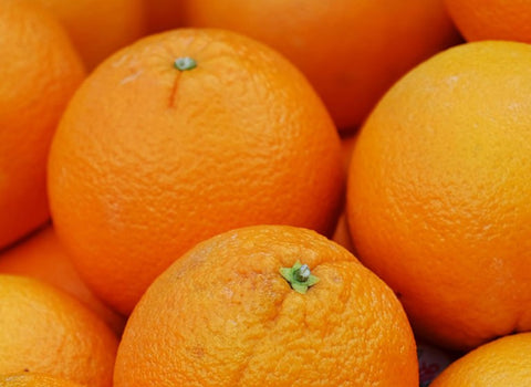 Organic Unwaxed Oranges