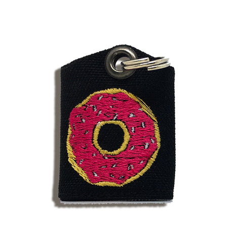 "Doughnut ""Tag Bag"" medal protector and silencer"