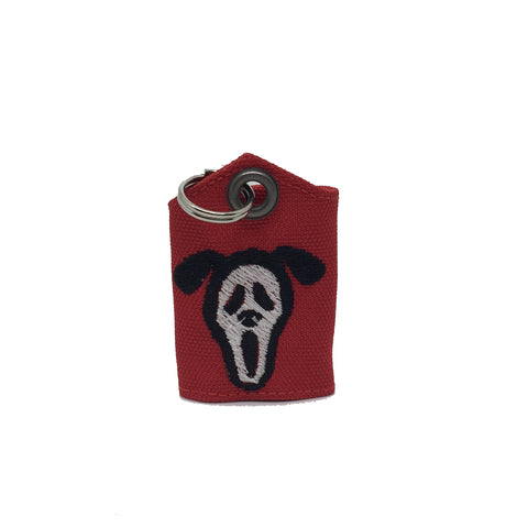 "Scream ""Tag Bag"" medal protector and silencer"