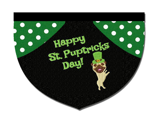 Happy St Puptricks!