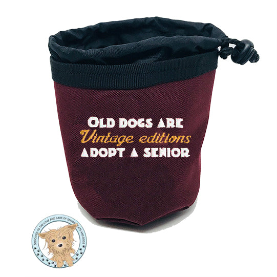 Old dogs are vintage editions: Adopt a senior