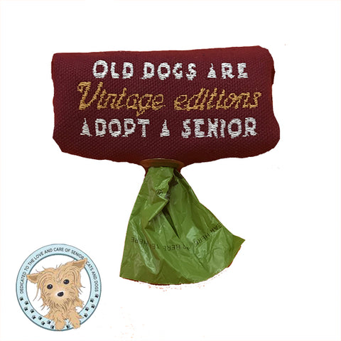Old dogs are vintage editions