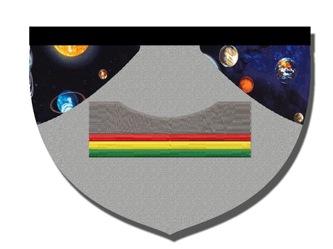 Wesley Crusher Uniform reversible bandana