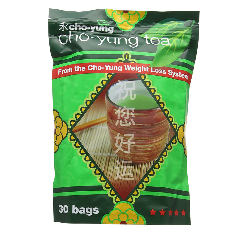 Cho-Yung Fit Tea Original Formula - Weight Loss Gentle Laxative Effect Diet