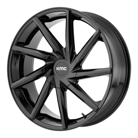 22' KMC BURST FITS GM CHEVY AND FORD