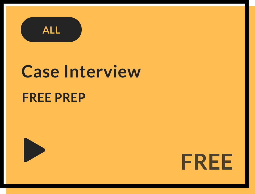 All firms - Free Case Interview Prep