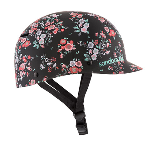 Sandbox Classic 2.0 Low Rider Helmet - Black Floral - Surfdock Watersports Specialists, Grand Canal Dock, Dublin, Ireland